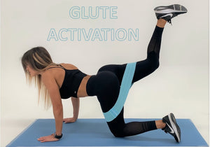 ⚡ 4 Best Glute Activation Exercises