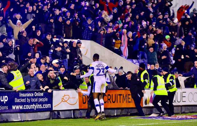 Falling in, out and back in love with Tranmere Rovers