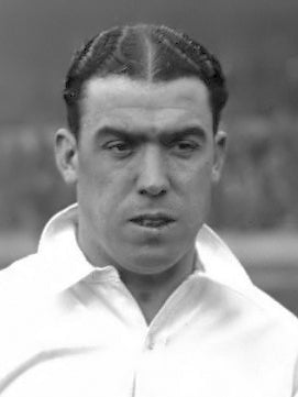Dixie Dean of Tranmere Rovers