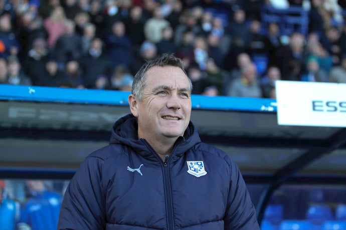 Micky Mellon and the Tranmere Rovers renaissance
