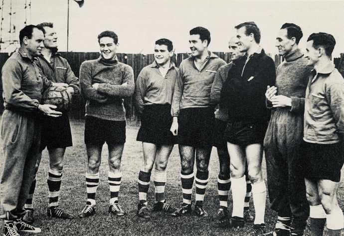 Tranmere, Wrexham and the battle of 1958