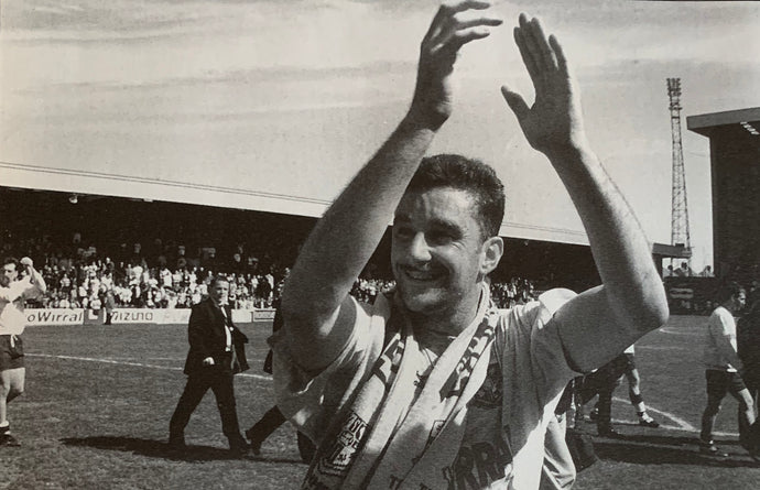 How John Aldridge taught Tranmere Rovers to dream big