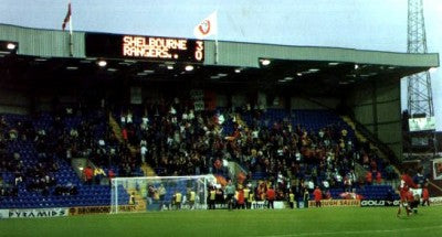 Shelbourne, Rangers and the UEFA Cup tie at Prenton Park, Tranmere