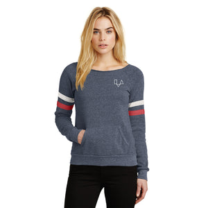 Alternative Sport Eco-Fleece Sweatshirt + It's hip to be square