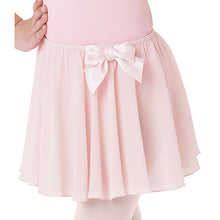 Load image into Gallery viewer, Kid's Pull-On Bow Skirt