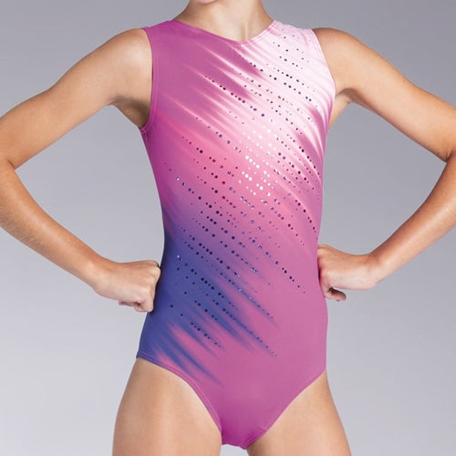 Brushstroke Leotard