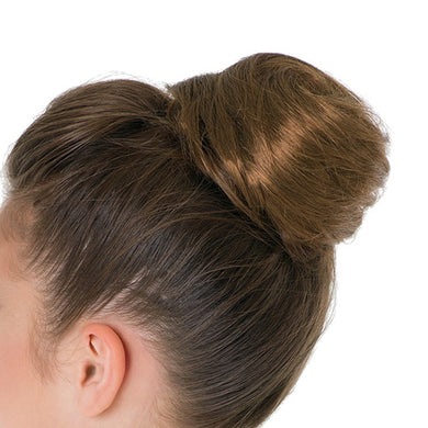 Synthetic Hair Topknot Bun