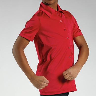 Boy's Collared Shirt