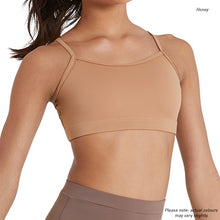 Load image into Gallery viewer, Skin-tones Camisole Bra Top