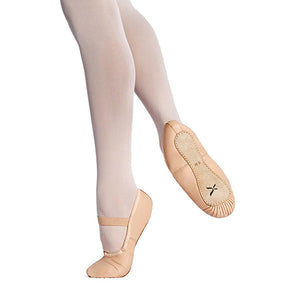 Clara Full Sole Ballet Shoe (Child)