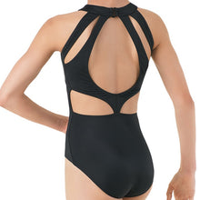 Load image into Gallery viewer, Cutout Back Tank Leotard