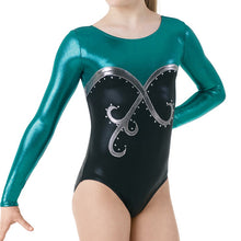 Load image into Gallery viewer, Excalibur Long Sleeve Leotard
