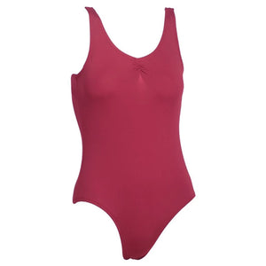 Faith Burgundy Leotard