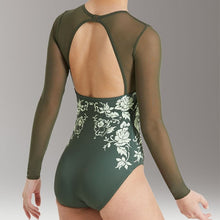 Load image into Gallery viewer, Floral Sweetheart Leotard