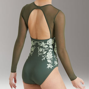 Floral Sweetheart Leotard
