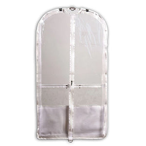 Clear Competition Garment Bag