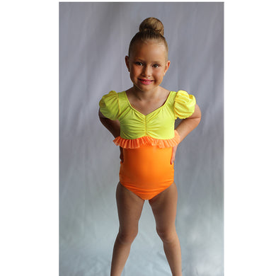 Girls Go Bananas Leotard
