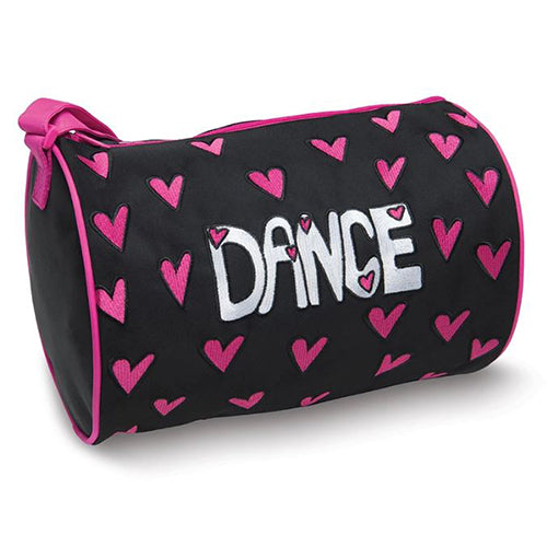 Hearts for Dance Duffle