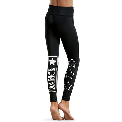 Full-Length 'Dance' Leggings