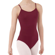 Load image into Gallery viewer, Low Back Camisole Leotard - Adult
