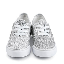 Load image into Gallery viewer, Low Top Glitter Shoes