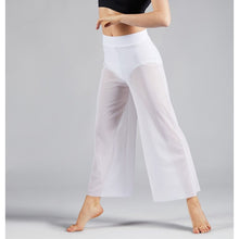 Load image into Gallery viewer, Mesh Culotte Pants