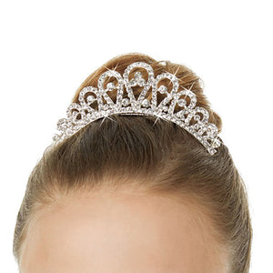 Jewelled Medium Tiara