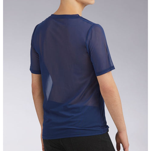 Boy's Mesh Back Shirt