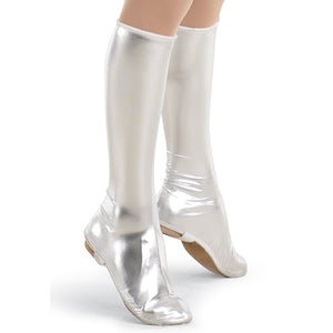 Metallic Spats