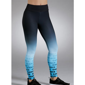 Ombre Dance Legging