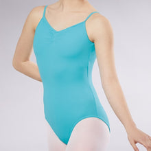 Load image into Gallery viewer, Low Back Pinch Front Leotard (Adult)