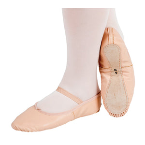 PW Leather Ballet Flats - Child