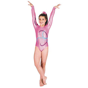 Ribbon Decor Leotard