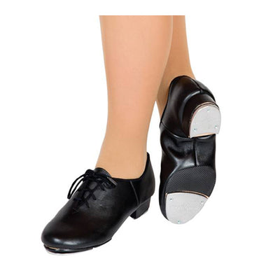 PW Performance Leather Tap Shoes - Child