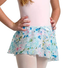 Load image into Gallery viewer, Pastel Flower Print Skirt