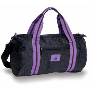 Punch Hole Dance Duffle