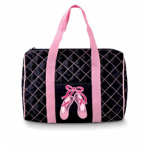 Quilted on Pointe Bag