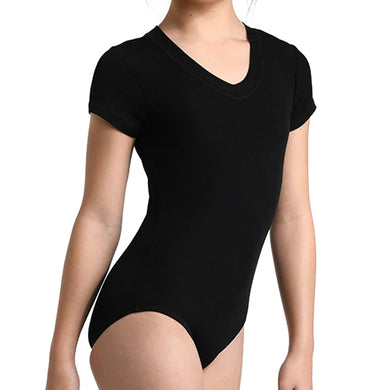 All Day Cap Sleeve Leotard