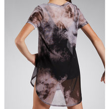 Load image into Gallery viewer, Printed Tee Dress