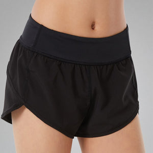 Track Shorts with Briefs