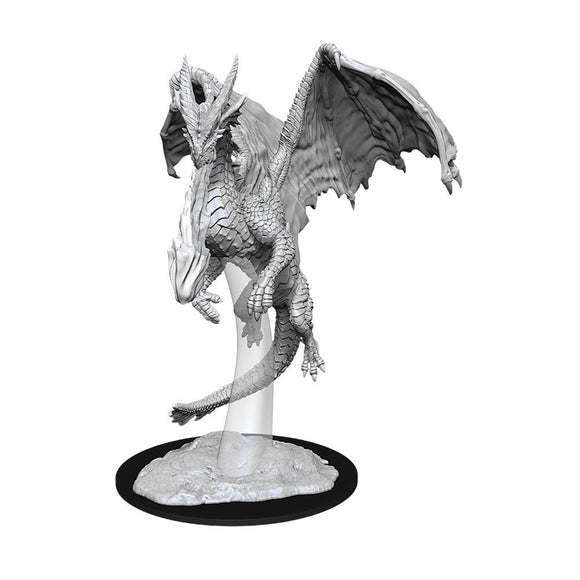 D&D Nolzur's Marvelous Miniatures Young Red Dragon