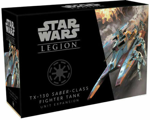 Star Wars Legion TX-130 Saber Class Fighter Tank