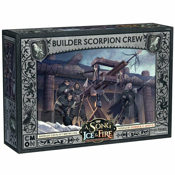 Discount A Song of Ice and Fire Builder Scorpion Crew - West Coast Games