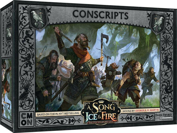 Discount A Song of Ice and Fire Conscripts - West Coast Games