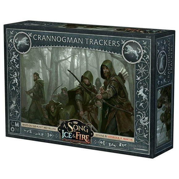 Discount A Song of Ice and Fire Crannogman Trackers - West Coast Games