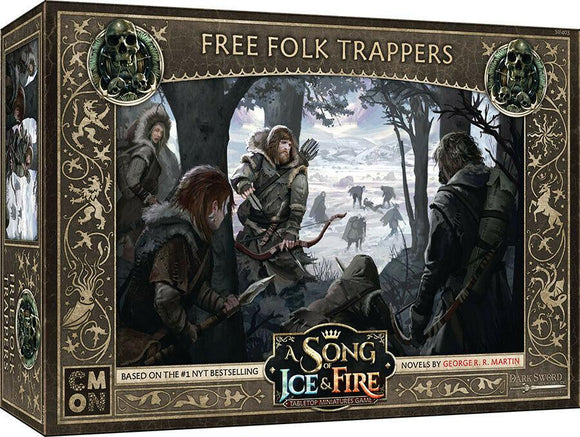 Discount A Song of Ice and Fire Free Folk Trappers - West Coast Games