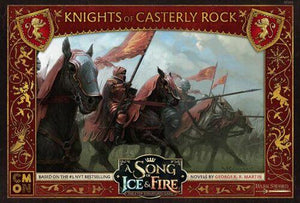 Discount A Song of Ice and Fire Knights of Casterly Rock - West Coast Games