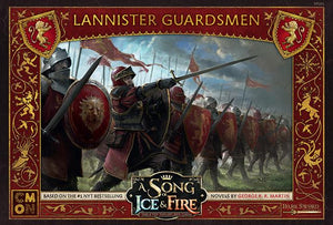 Discount A Song of Ice and Fire Lannister Guardsmen - West Coast Games