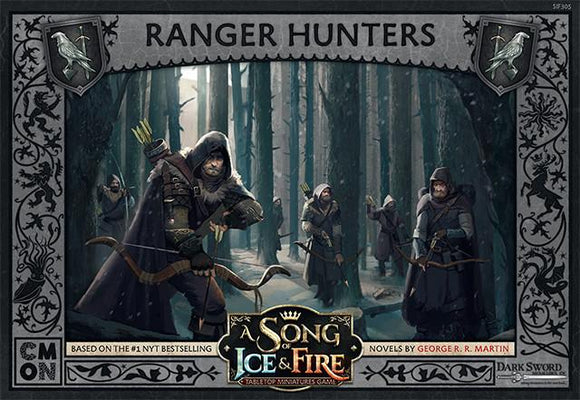 Discount A Song of Ice and Fire Ranger Hunters - West Coast Games