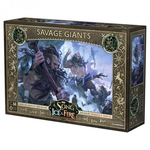 Discount A Song of Ice and Fire Savage Giants - West Coast Games